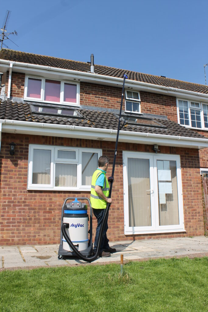 Gutter Clearing  North Herts Clean Services
