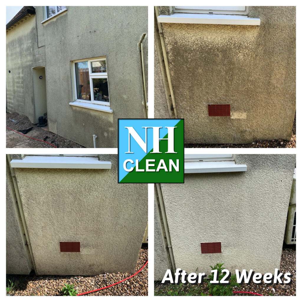 Softwashing  North Herts Clean Services